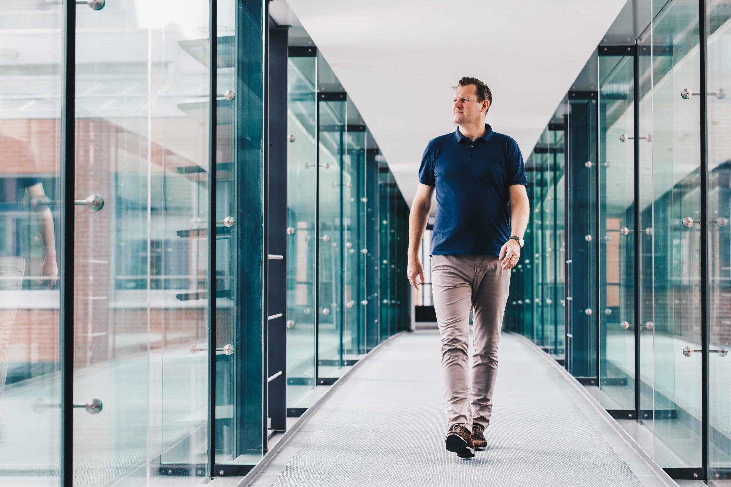 Dr. Hagen Duenbostel, CEO KWS SAAT SE & Co. KGaA